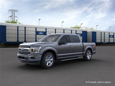 2020 Ford F-150 SuperCrew Cab 4x4, Pickup #LKF44733 - photo 1