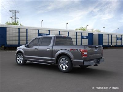 2020 Ford F-150 SuperCrew Cab 4x4, Pickup #LKF44733 - photo 2