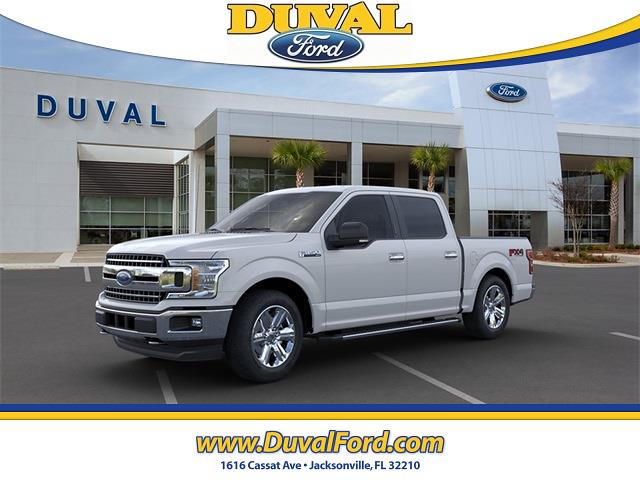 2020 Ford F-150 SuperCrew Cab 4x4, Pickup #LKF44735 - photo 1