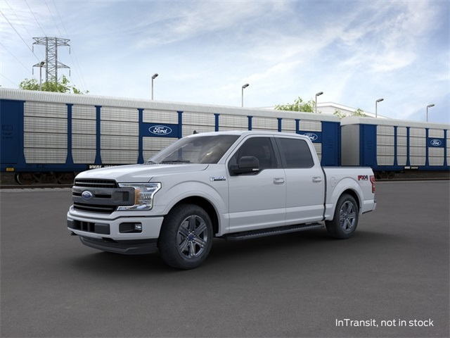 2020 Ford F-150 SuperCrew Cab 4x4, Pickup #LKF51721 - photo 1