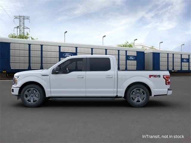 2020 Ford F-150 SuperCrew Cab 4x4, Pickup #LKF51721 - photo 4