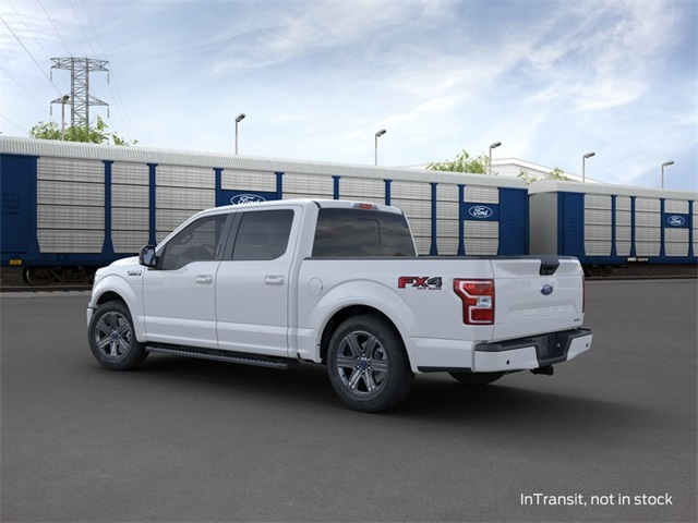 2020 Ford F-150 SuperCrew Cab 4x4, Pickup #LKF51721 - photo 2