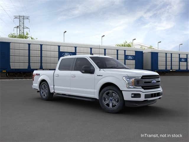 2020 Ford F-150 SuperCrew Cab 4x4, Pickup #LKF51721 - photo 7