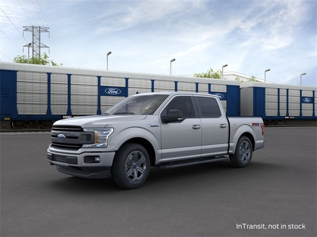 2020 Ford F-150 SuperCrew Cab 4x4, Pickup #LKF51729 - photo 1