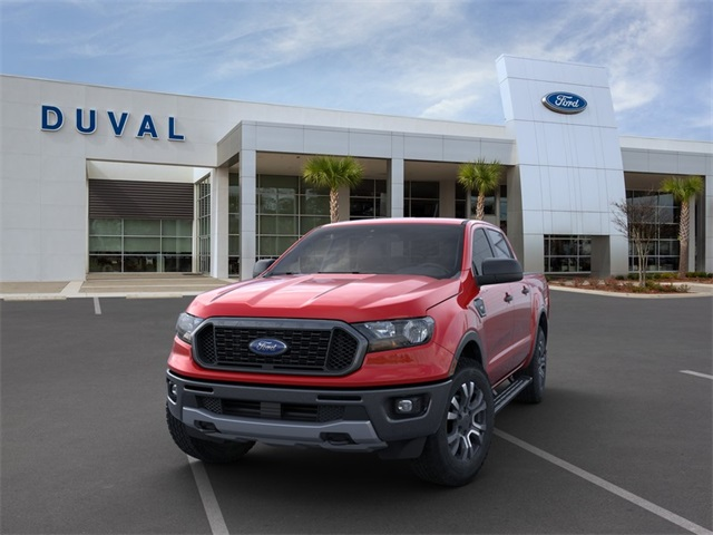 2020 Ford Ranger SuperCrew Cab 4x4, Pickup #LLA05457 - photo 3