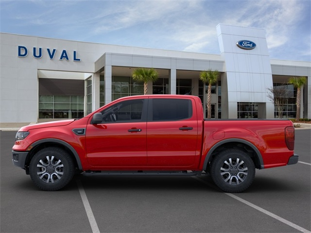 2020 Ford Ranger SuperCrew Cab 4x4, Pickup #LLA05457 - photo 4