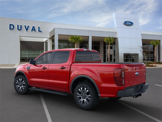 2020 Ford Ranger SuperCrew Cab 4x4, Pickup #LLA05457 - photo 2
