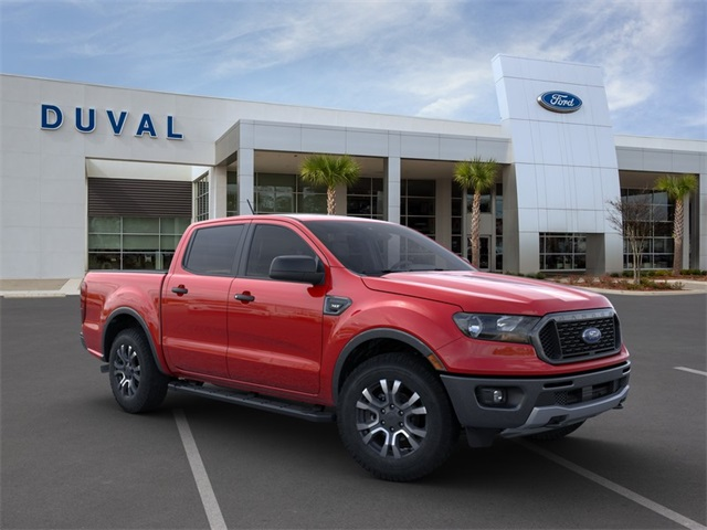 2020 Ford Ranger SuperCrew Cab 4x4, Pickup #LLA05457 - photo 7