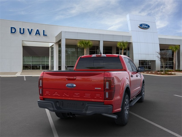 2020 Ford Ranger SuperCrew Cab 4x4, Pickup #LLA05457 - photo 8