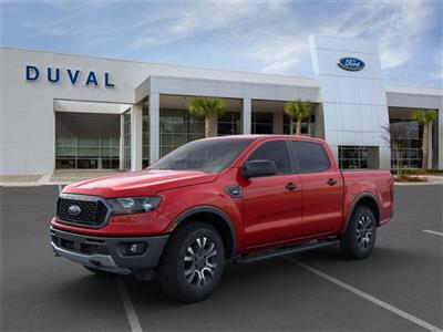 2020 Ford Ranger SuperCrew Cab 4x4, Pickup #LLA05457 - photo 1