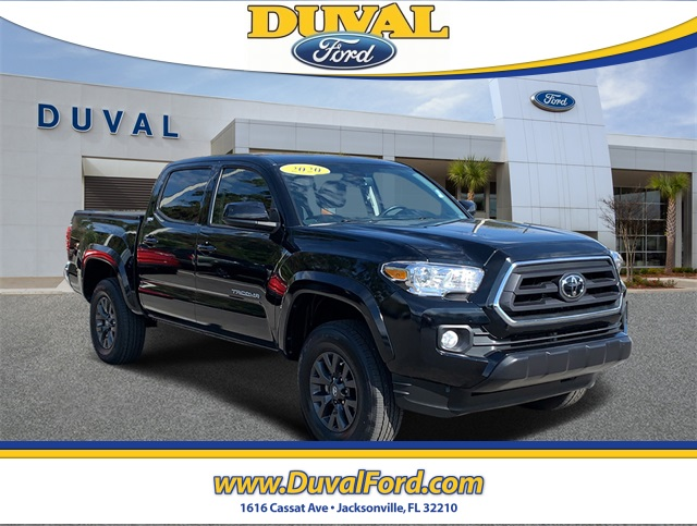 2020 Toyota Tacoma Double Cab 4x4, Pickup #LM303254 - photo 1