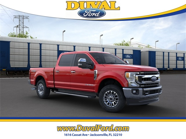 2021 Ford F-250 Crew Cab 4x4, Pickup #MEC57153 - photo 7