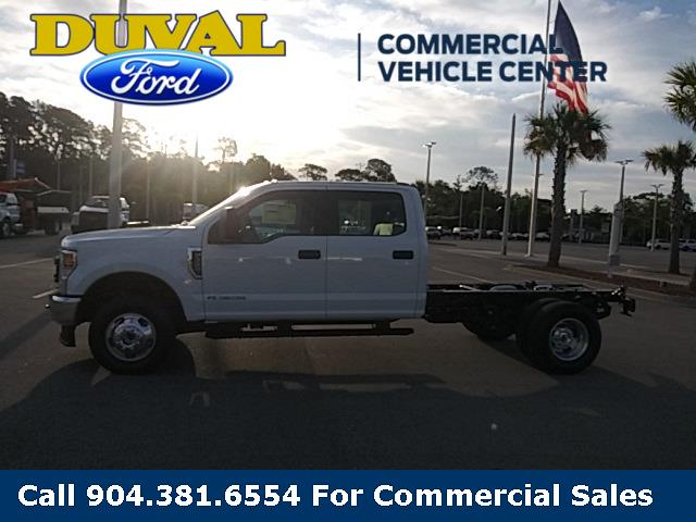 2021 Ford F-350 Crew Cab DRW 4x4, Cab Chassis #MED58288 - photo 5
