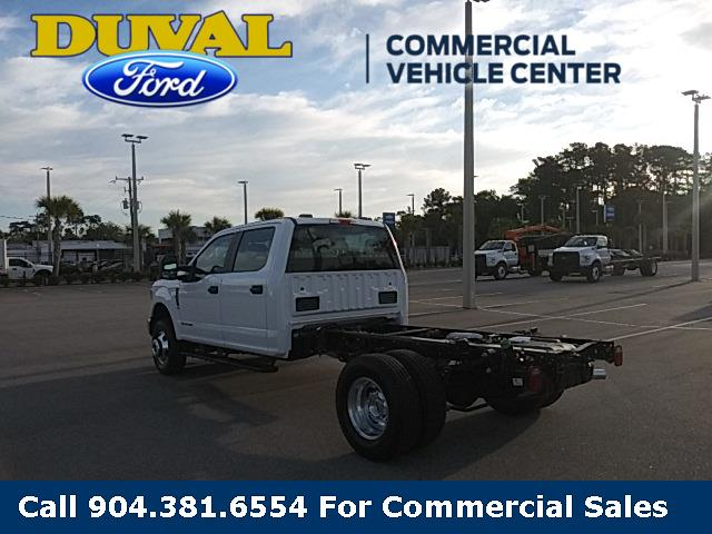 2021 Ford F-350 Crew Cab DRW 4x4, Cab Chassis #MED58288 - photo 2