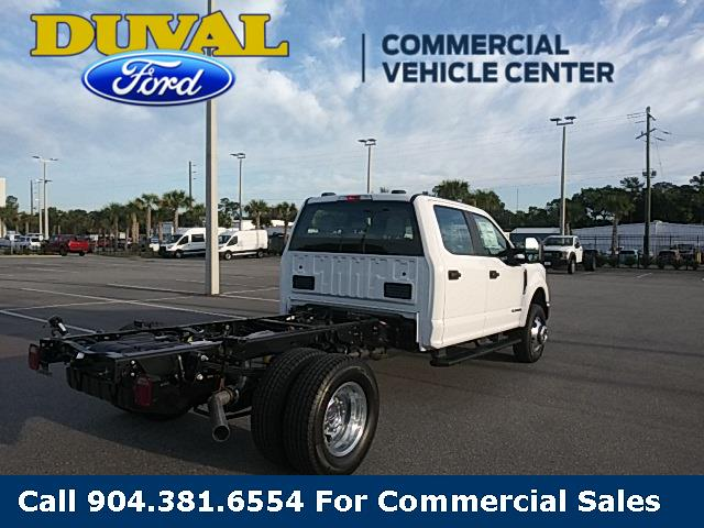 2021 Ford F-350 Crew Cab DRW 4x4, Cab Chassis #MED58288 - photo 7