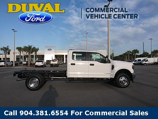 2021 Ford F-350 Crew Cab DRW 4x4, Cab Chassis #MED58288 - photo 8