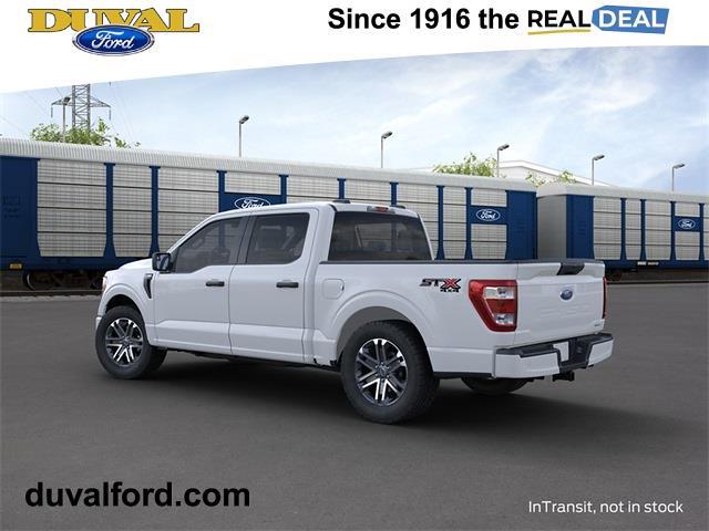 2021 Ford F-150 SuperCrew Cab 4x4, Pickup #MFA56820 - photo 2