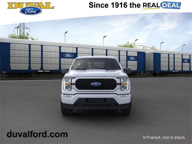 2021 Ford F-150 SuperCrew Cab 4x4, Pickup #MFA56820 - photo 6