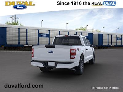 2021 Ford F-150 SuperCrew Cab 4x4, Pickup #MFA56820 - photo 8