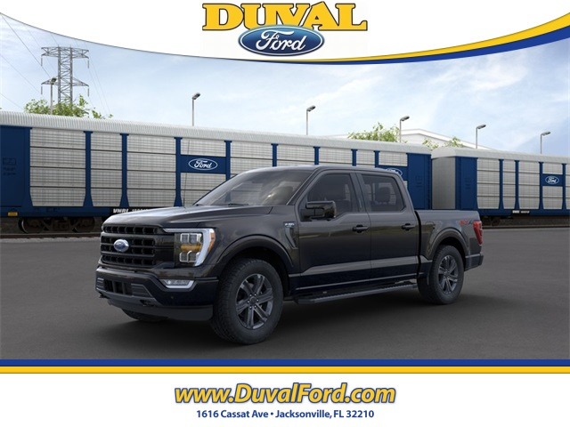 2021 Ford F-150 SuperCrew Cab 4x4, Pickup #MFA66706 - photo 1