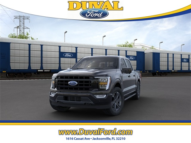 2021 Ford F-150 SuperCrew Cab 4x4, Pickup #MFA66706 - photo 3
