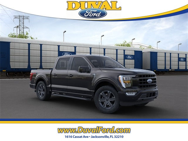 2021 Ford F-150 SuperCrew Cab 4x4, Pickup #MFA66706 - photo 7