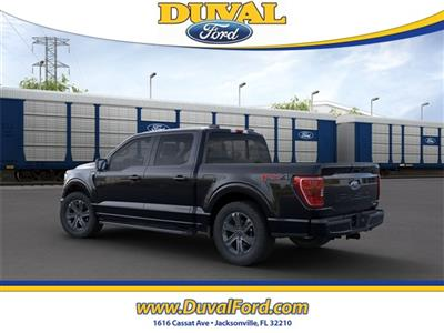 2021 Ford F-150 SuperCrew Cab 4x4, Pickup #MFA66706 - photo 2