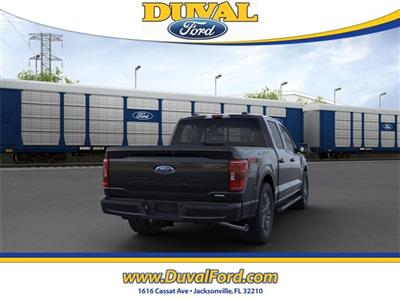 2021 Ford F-150 SuperCrew Cab 4x4, Pickup #MFA66706 - photo 8