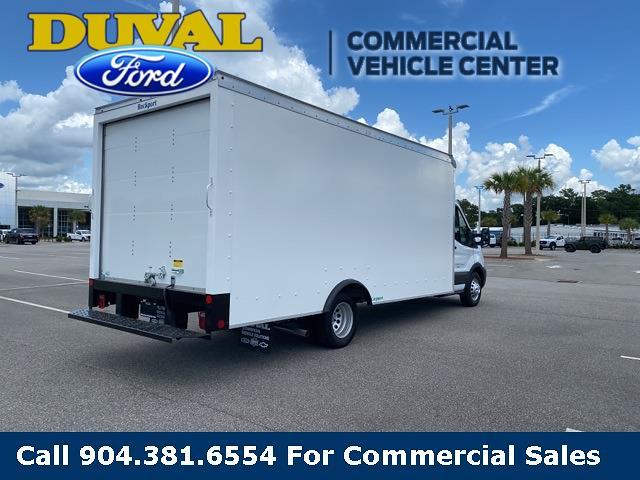 2021 Ford Transit 350 HD Low Roof 4x2, Rockport Cutaway Van #MKA06272 - photo 1