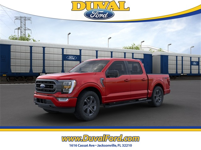 2021 Ford F-150 SuperCrew Cab 4x4, Pickup #MKD12767 - photo 1