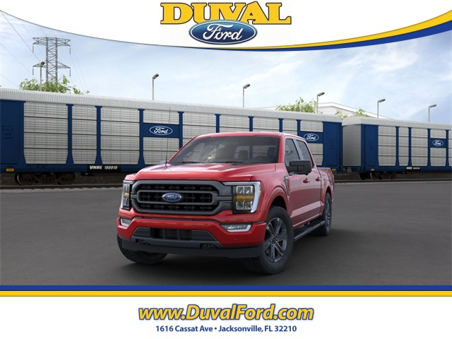 2021 Ford F-150 SuperCrew Cab 4x4, Pickup #MKD12767 - photo 3