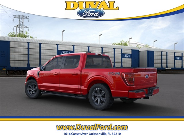 2021 Ford F-150 SuperCrew Cab 4x4, Pickup #MKD12767 - photo 2