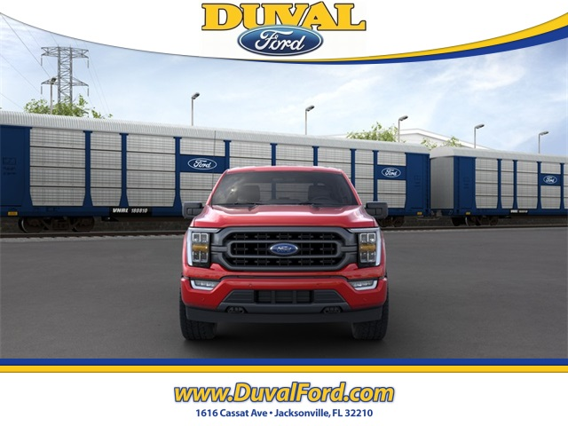 2021 Ford F-150 SuperCrew Cab 4x4, Pickup #MKD12767 - photo 6