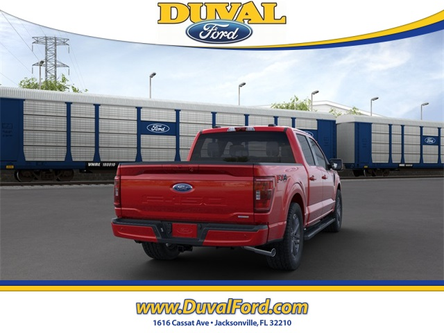 2021 Ford F-150 SuperCrew Cab 4x4, Pickup #MKD12767 - photo 8