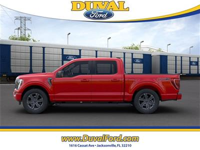 2021 Ford F-150 SuperCrew Cab 4x4, Pickup #MKD12767 - photo 4