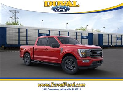 2021 Ford F-150 SuperCrew Cab 4x4, Pickup #MKD12767 - photo 7