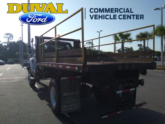 2011 Ford F-750 Regular Cab DRW 4x4, Platform Body #PBV085275 - photo 6
