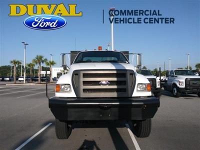 2011 Ford F-750 Regular Cab DRW 4x4, Platform Body #PBV085275 - photo 3