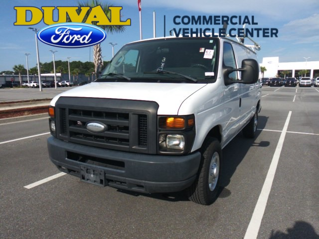 2014 Ford E-250 4x2, Upfitted Cargo Van #PEDA84159 - photo 1