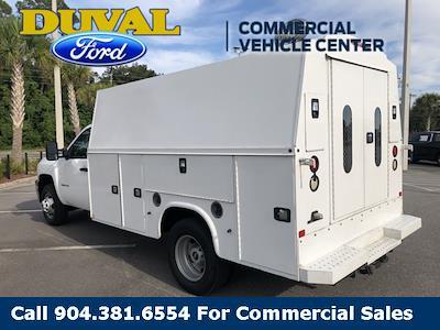 2014 Silverado 3500 Regular Cab 4x2,  Service Utility Van #PEF134715 - photo 2