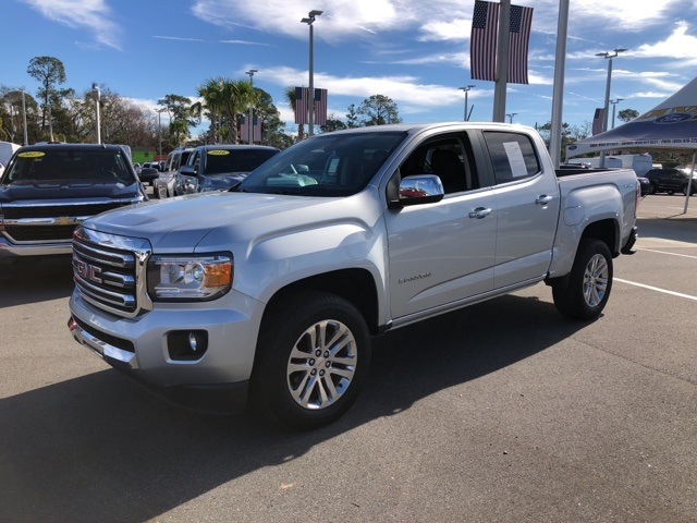 2015 Canyon Crew Cab 4x4,  Pickup #PF1129490 - photo 4