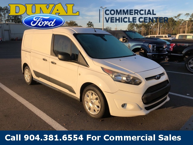 2015 Transit Connect 4x2,  Upfitted Cargo Van #PF1206343 - photo 1