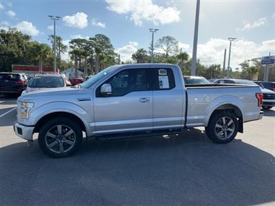 2015 F-150 Super Cab 4x2, Pickup #PFFA18822 - photo 9