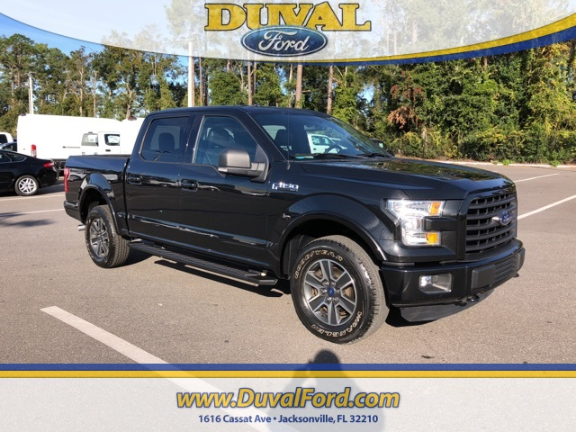 2015 F-150 SuperCrew Cab 4x4,  Pickup #PFFC11935 - photo 1
