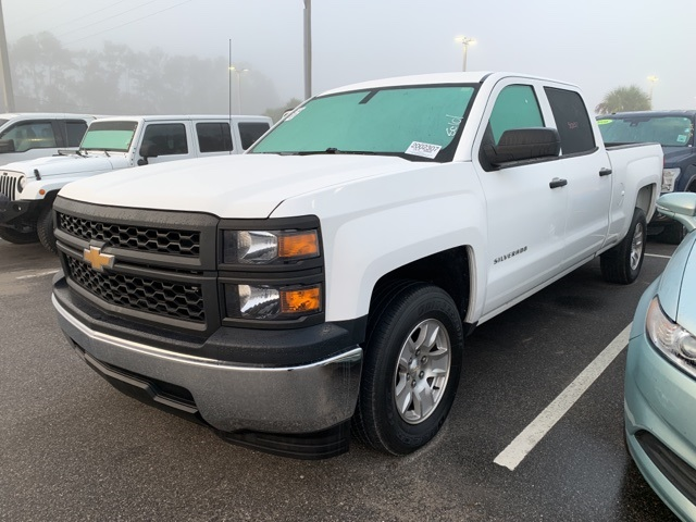 2015 Silverado 1500 Crew Cab 4x2, Pickup #PFG448431 - photo 4