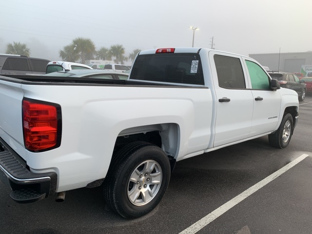 2015 Silverado 1500 Crew Cab 4x2, Pickup #PFG448431 - photo 2