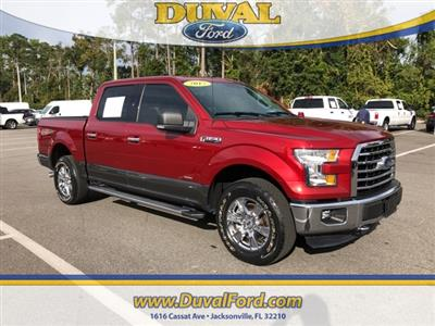 2015 F-150 SuperCrew Cab 4x4,  Pickup #PFKE13519 - photo 1