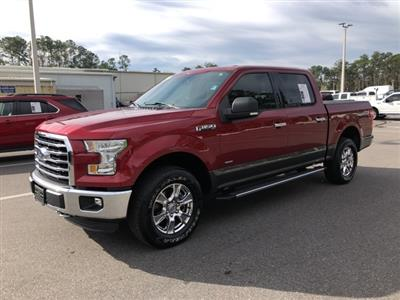2015 F-150 SuperCrew Cab 4x4,  Pickup #PFKE13519 - photo 3