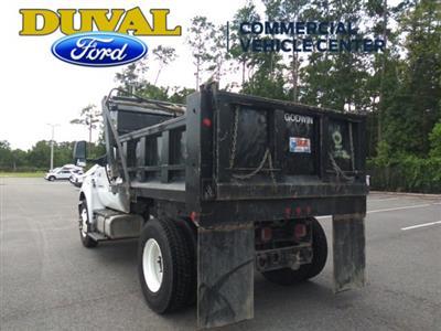 2016 Ford F-750 Regular Cab DRW 4x2, Dump Body #PGDA01475 - photo 2