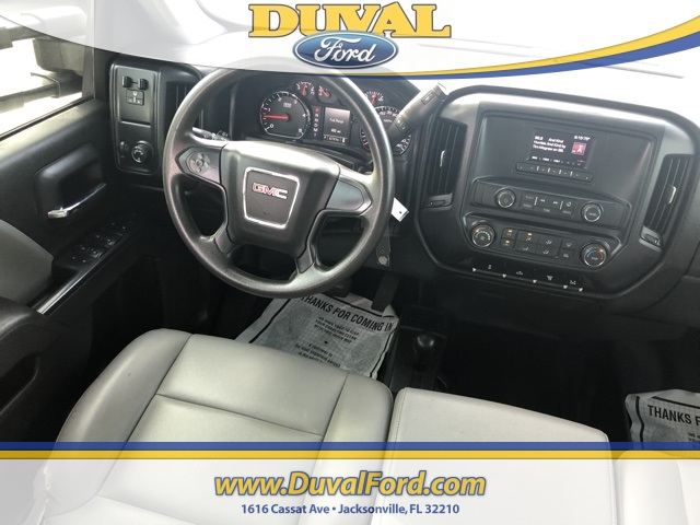 2016 Sierra 3500 Crew Cab DRW 4x4, Service Body #PGF285304 - photo 14